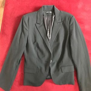 EUC Black Express Design Studio suit jacket